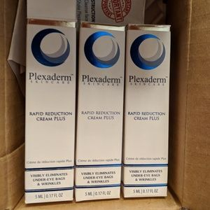 Plexaderm skin care wrinkle cream